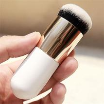 Explosion models chubby pier foundation brush flat cream makeup brushes ... - $8.50