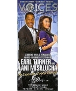 Lani Misalucha Philippines / Earl Turner Hilton Hotel Las Vegas Promo Card - $3.95