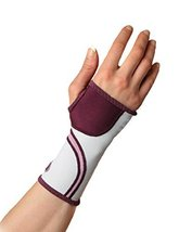 Mueller Lifecare for Her, Contour Wrist, Plum, Small, 1-Count Boxes (Pack of 2) - $15.99