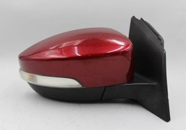 12 13 14 FORD FOCUS RIGHT PASSENGER SIDE RUBY RED POWER DOOR MIRROR OEM - $118.79