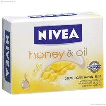 Nivea Honey & Oil Soap, 8 Bars - $28.41