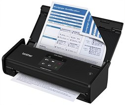 Brother ADS1000W Compact Color Desktop Scanner with Duplex and Wireless ... - $277.12