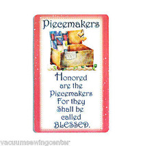 Piecemakers Magnet - $8.50