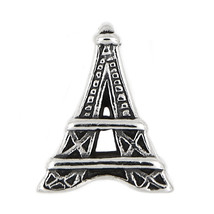STERLING SILVER EIFFLE TOWER BEAD CHARM - $18.68
