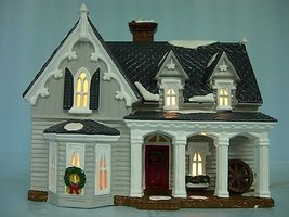 "DEPT 56 ""GOTHIC FARMHOUSE"" SNOW VILLAGE RETIRED # 54046 - $112.10"