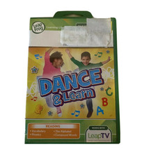 Dance and Learn Leapfrog Game Educational Game Active Game New Open Box  - $14.99