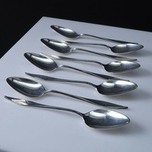 Reed and Barton Lark Mid Century Modern Sterling Silver Demitasse Spoon ... - $554.43
