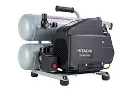 Tool Hitachi EC99S 4Gallon Portable Electric Twin Stack Hot Dog Air Comp... - $234.24