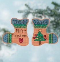 Merry Christmas 2016 Everyday Series stocking c... - $7.20