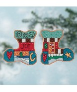 Joy 2016 Everyday Series stocking cross stitch ... - $7.20