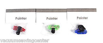 LED Light Pointer With Finger Strap