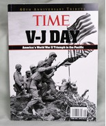 TIME: V-J Day 60th Anniversary Tribute America's World War ll Win In The... - $8.62