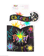 Party Themed Pop Overs Bottle Gift Wrap - $8.35