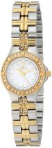 NWT Invicta Women's 0127 Wildflower Collection Crystal Accented Stainless Watch  - $63.95