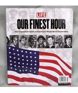 Our Finest Hour: The Triumphant Spirit of the World War II Generation Bo... - $8.62