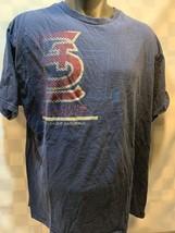 St Louis Cardinals Baseball Mlb T-Shirt Size Xl - $10.29