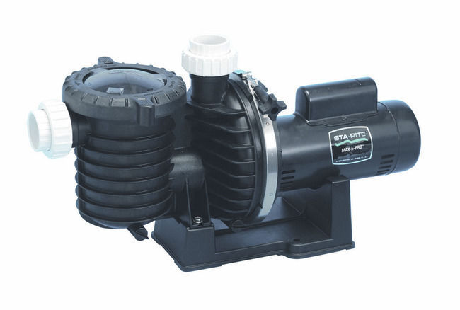 Sta-Rite Max-E-Pro Pump P6E6F-207L 1.5 HP, used for sale  USA