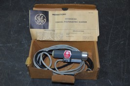 GE Electric 3S7505SC501A6 Coaxial Photoelectric Scanner 6 FT Cable NOS - $222.75