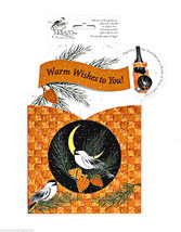 Pop Overs Chickadee Gift and Go Bottle Wrap - $8.35