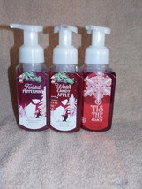 Bath Body Works CHOOSE SCENT Holiday Tradition Gentle Foaming Hand Soap ... - $10.88+