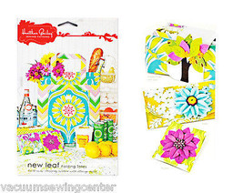 Heather Bailey Sewing Patterns New Leaf Folding Totes - $18.95