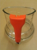 Magimix extra large lid for 4200xl and 5200xl Top Orange Handle ref 17486 - $54.45