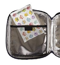Ice Pack for Lunch Boxes 3 by Bentology 6x45 Owl Design h l w 31-OWL-3PK - £13.63 GBP