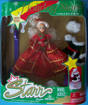 (3) HOLIDAY STARR MODEL AGENCY DOLLS w/Bonus Outfit NRFB - $44.55