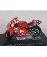 Yamaha YZR 500 Norifumi Abe 2001 Moto 1/24 Altaya - $9.92
