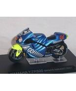Yamaha YZR 500 Shinya Nakano 2001 Moto GP 1/24 Diecast - $9.92