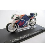 Honda NSR 250 Sito Pons 1988 Moto 1/24 Diecast Altaya - $9.92