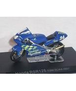 Honda RSR 125 Toni Elias 2001 Moto 1/24 Diecast - $9.92
