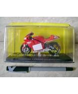 Yamaha YZR500 Max Biaggi 2001 Moto 1/24 Diecast - $10.01