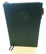 Lutheran Book of Worship 1978 Hardcover Green Hymnal HC Good, Free Freight - $9.25