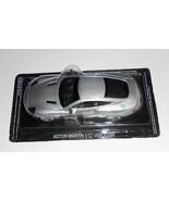 Supercars DeAgostini Aston Martin V12 Vanquish 1/43 Diecast - $11.27