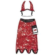 Sequin Devil Dog Costume - $20.95+