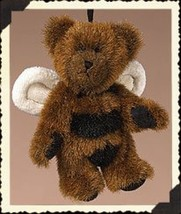 "Boyds Bears ""BEEZER"" #562465- 3.5"" Bee Bear Ornament- NWT- 2004 -Retired - $15.99"