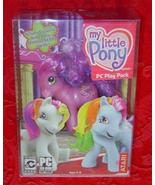 My Little Pony PC Play Pack exclusive Sparkleberry Swirl baby game  Atar... - $12.00