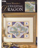 Free Ship Celestial Dragon Teresa Wentzler Cros... - $12.99