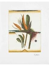 Paysage by Tuvia Beeri Etching - $500.00