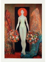 Heliodora by Leonor Fini Offset Lithograph - $350.00