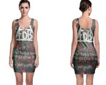 Fob logo  1  bodycon dress thumb155 crop