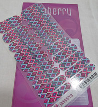 Jamberry Southwestern Diamond DM03 Nail Wrap  (Full Sheet ) Retired Design - $16.82