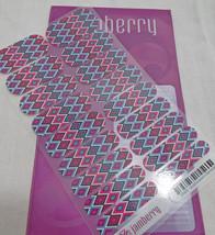 Jamberry Southwestern Diamond DM03 Nail Wrap  (Full Sheet ) Retired Design - $16.82