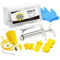 Upgraded Ezs Hydraulic Mineral Disc Brake Bleed Kit Tool for Shimano Fluid - $30.79