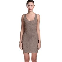 Cute Clay Tight Fitted Bodycon Dresses - Size & Sleeve Options - $26.18+