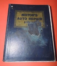 Vintage Motor's Auto Repair Manual 1964 Hardback 27th Edition  - $29.09