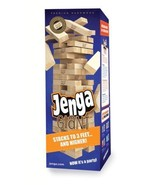 Giant Jenga Game Pieces Premium Hardwood Fun for the Whole Family Games ... - $124.69