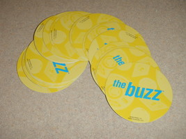 30 BUZZ CARDS Game Piece For The Scene IT? The Premier Movie Board Game - $9.49