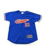 Sport Attack MLB Chicago Cubs Sammy Sosa #21 Baseball Jersey Youth Size Md - $34.60